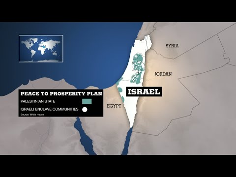 What Are The Main Sticking Points In The Israeli-Palestinian Peace Efforts?