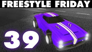 Rocket League | Freestyle Friday 39 (Best Goals & Funny Moments)
