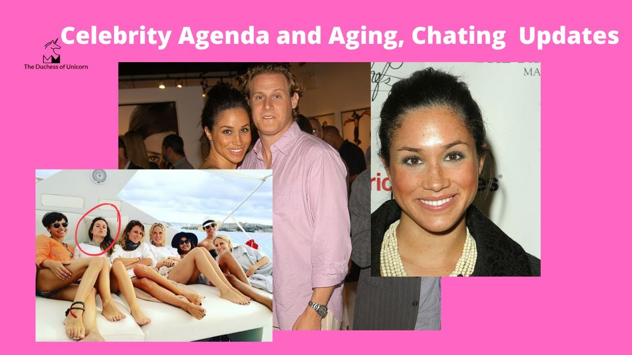 Celebrity Ageing, Updates and Thoughts