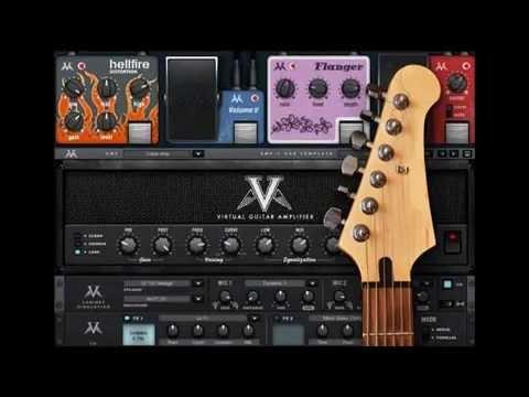 Magix Vandal Guitar Amp V1 108 Vst
