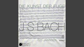 Die Kunst der Fuge BWV 1080/6; Contrapunctus VI a 4 in Stylo Francese