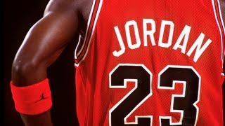 Michael Jordan The Legend