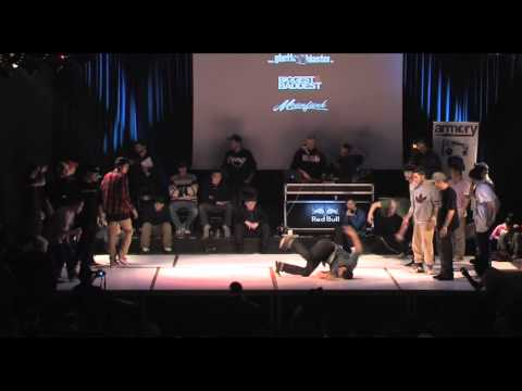 BATTLE OF THE BEST 2012 / YUGOSLAVIAN BBOYS VS TOTAL REALITY
