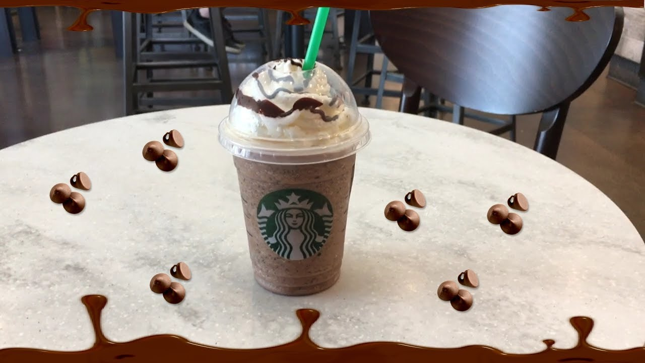 Review Starbucks Java Chip Frappuccino
