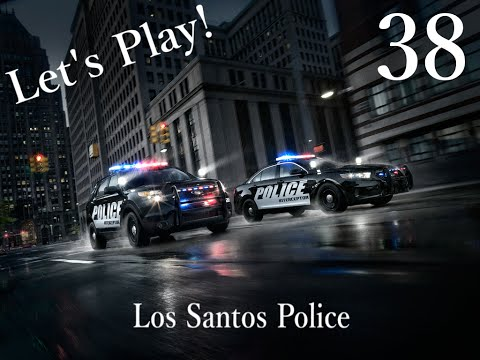 [LSRP] Let's play! Ep. 38 | LSPD
