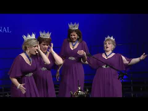 Lustre, 2018 International Champion Quartet