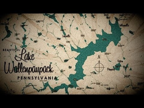 Guide To Fishing Lake Wallenpaupack In North Eastern Pennsylvania