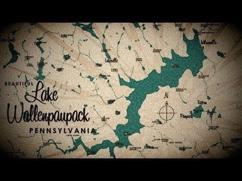 Guide To Fishing Lake Wallenpaupack In North Eastern Pennsylvania