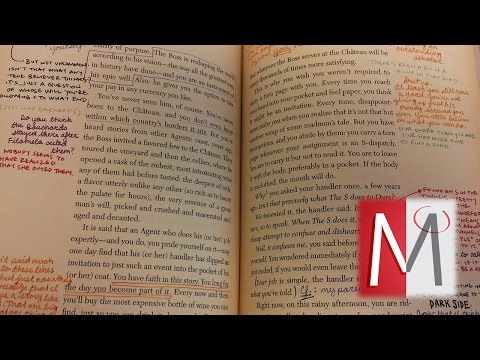 MarginNote Reader Pro [iPad] Video review by Stelapps