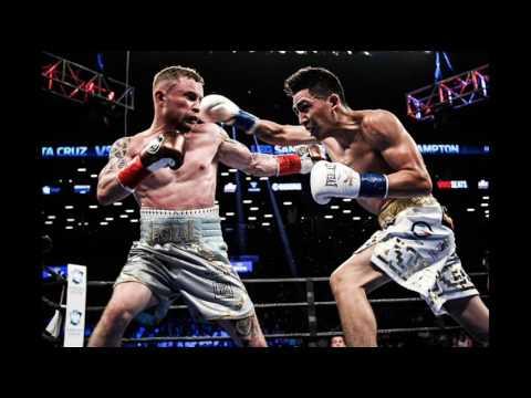 Leo Santa Cruz vs Carl Frampton (UK Radio Commentary)