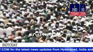 Thousands gather to pay tribute to Abdullah Quraishi Al Azhari