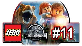 Lego Jurassic World - Teil 11 - Wir werden gejagt (HD/Lets Play)