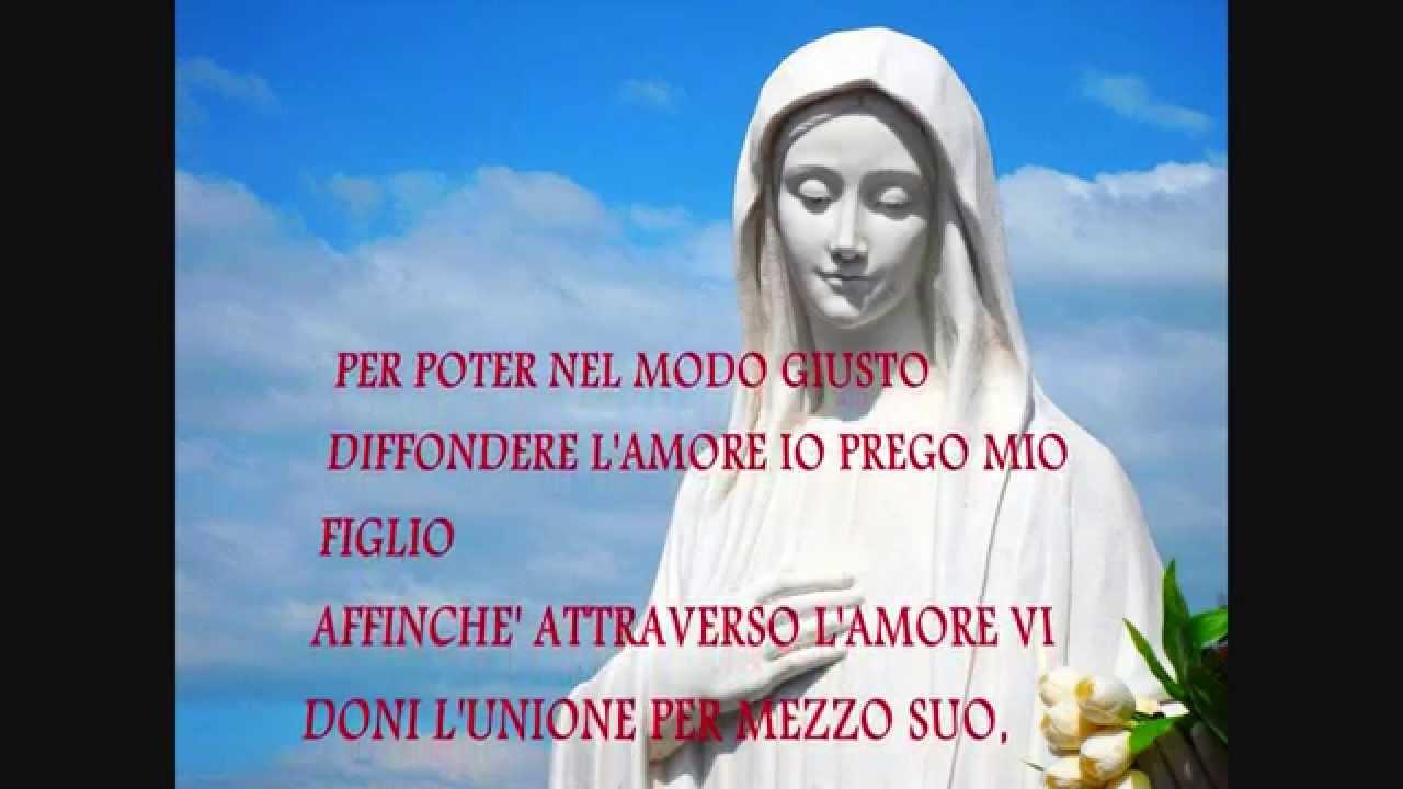 Messaggio del 2 agosto 2014 della madonna di medjugorje for Immagini della dispensa del maggiordomo