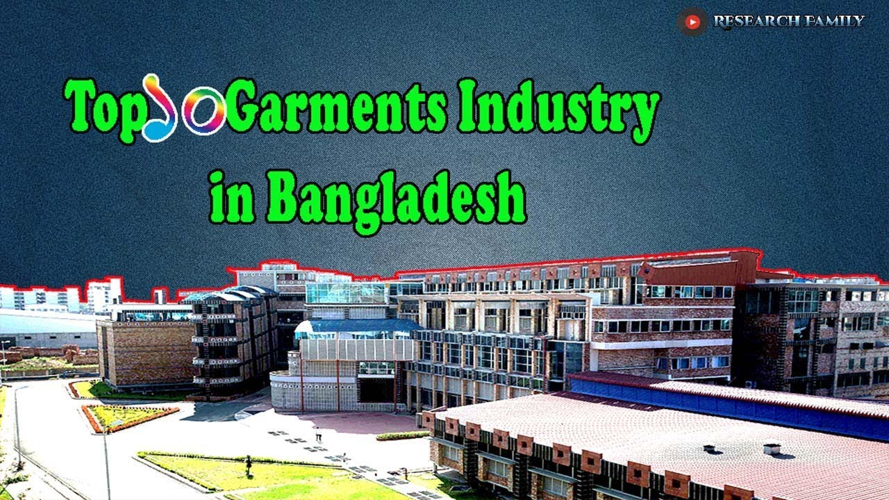 Top 10 Garments Industry in Bangladesh