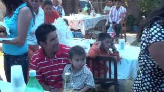 Cargitos en Huecorio, 2009