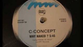 C Concept - Why Naked