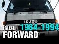 Обзор КРАН-БОРТА!  - Isuzu FORWARD, 1991, 195 лс