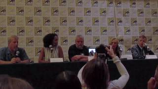 Valerian and the City of a Thousand Planets Press Conference at SDCC 2016q