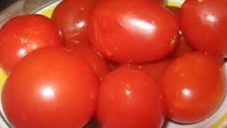 Моченые помидоры