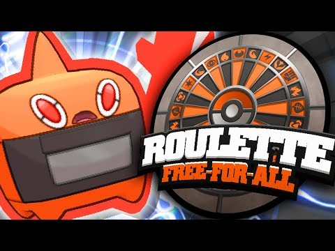 BETRAYAL. (POKEMON ULTRA SUN & ULTRA MOON ROULETTE FFA)