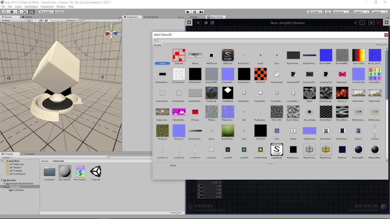 Unity Products:Amplify Shader Editor/Vector2 - Amplify Creations Wiki