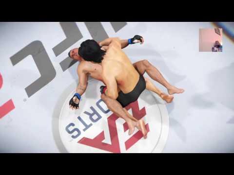 UFC 2 Bruce Lee vs Gilbert Burns