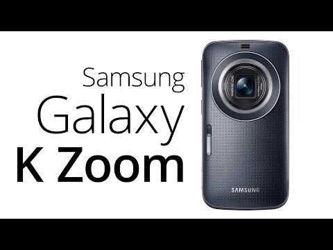 Samsung Galaxy K Zoom (recenze)
