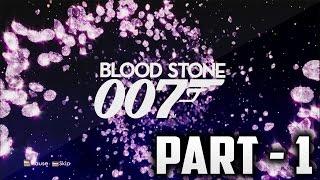 James Bond 007: Blood Stone Gameplay Walkthrough Part 1 - Change Of Plans.