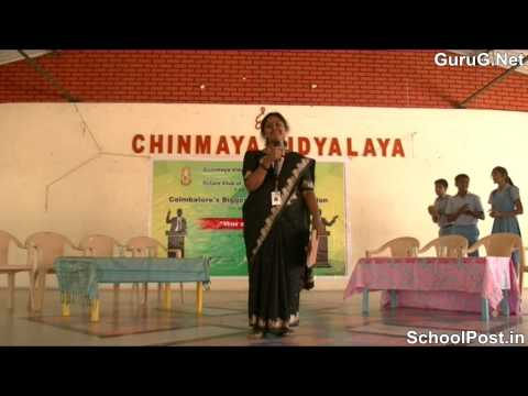 Part A   Semi finalists of Coimbatore's Biggest Debate Competition mp4