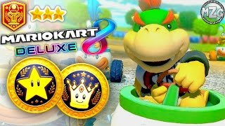 Star Cup & Special Cup! Bowser Jr.! - Mario Kart 8 Deluxe Gameplay - Episode 6
