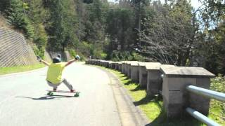 Longboarding: Spring Breeze with a Hint of Steeze