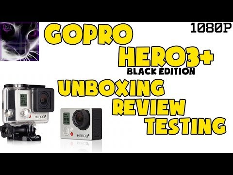 GoPro Hero3+ Black Edition ActionCam - Unboxing, Review & Testing (Underwater Test Included)
