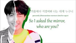 Bangtan Boys (BTS) -  FAKE LOVE (Rocking Vibe Mix) (Color Coded Lyrics: Hangul, Romaji, English)