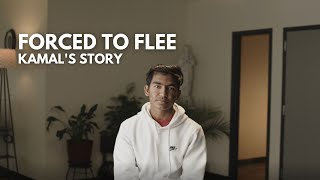 Forced to Flee 2021: Kamal's Story