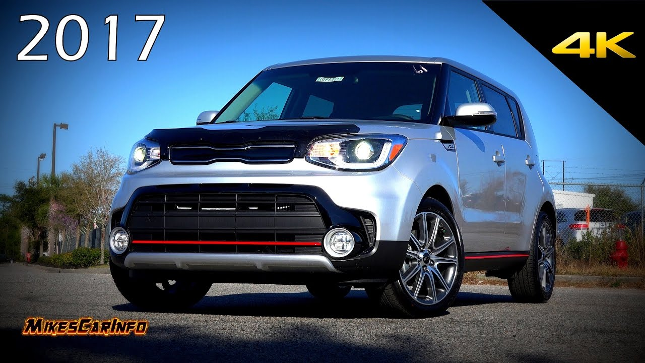2017 Kia Soul Exclaim Hatchback Ultimate In Depth Look 4k