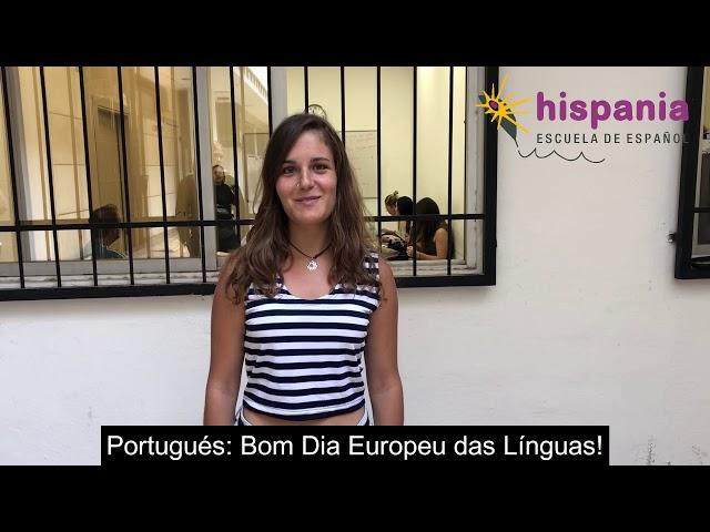 ¡Feliz Día Europeo de las Lenguas!