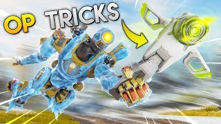 *BEST* CRYPTO DRONE OP TRICKS!! | Best Apex Legends Funny Moments and Gameplay - Ep. 230