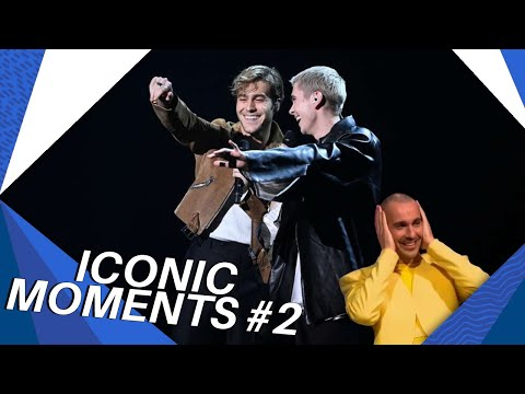 Iconic moments (+ crack) | Eurovision NF Season 2021 #2