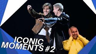 Iconic moments (+ crack)   Eurovision NF Season 2021 #2