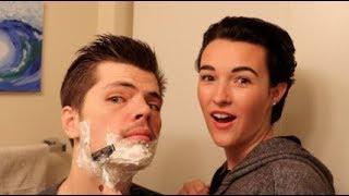 Shaving My Husband | Brandi Noelle