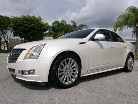 FOR SALE 2010 Cadillac CTS4 V6 3.6L Premium Collection AWD ...