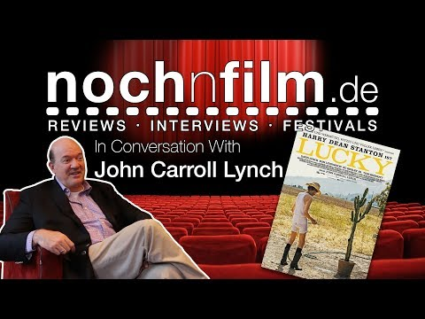 In conversation with John Carroll Lynch | Lucky | Trailer & Interview
