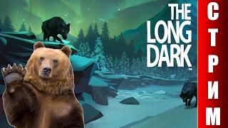 СТРИМ The Long Dark - Ночной побег от медведя
