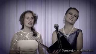 VI Sympozjon w Mazurkasie-Justyna Reczeniedi i Dorothy.Porawski-OrzechowskaG. Fauré