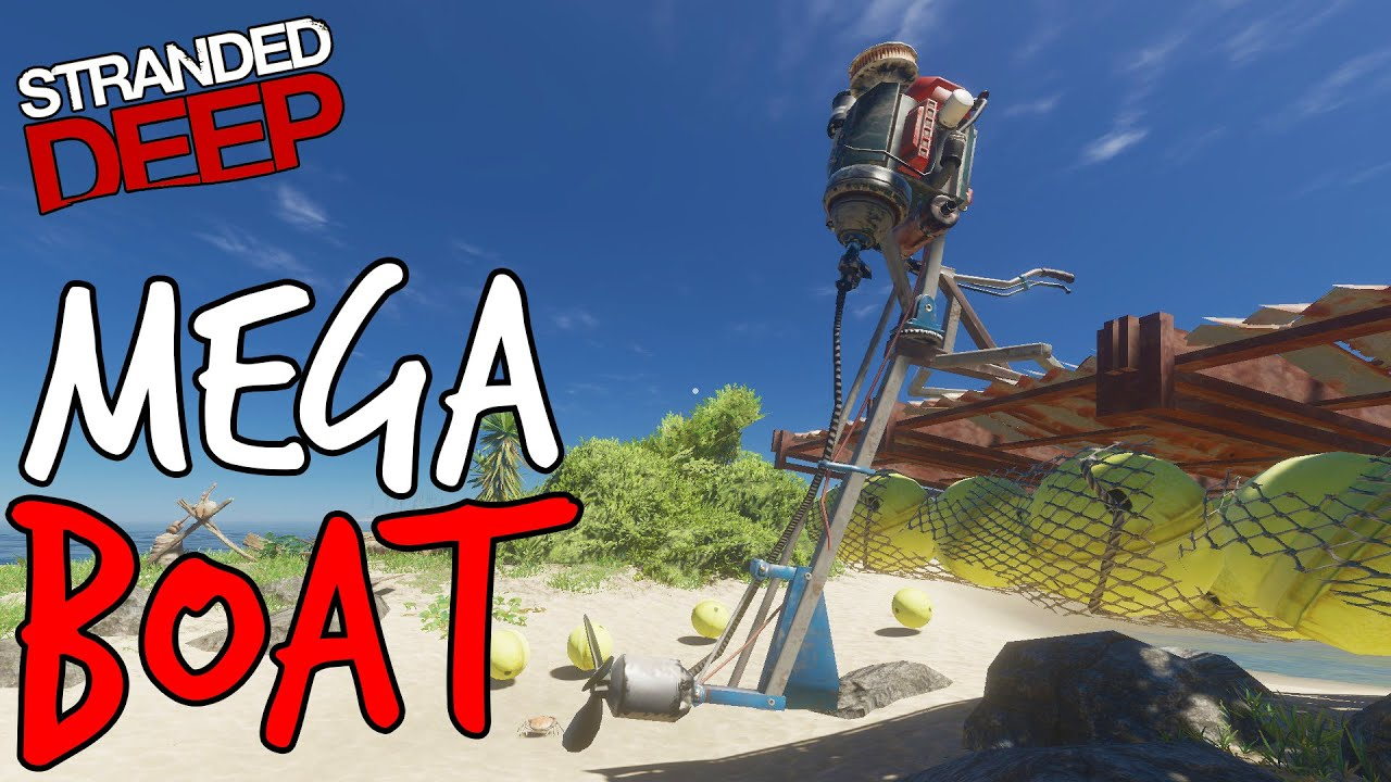 WE WILL NEVER GIVE UP ON OUR DREAMS | Stranded Deep | The Last Vacation Ep.5