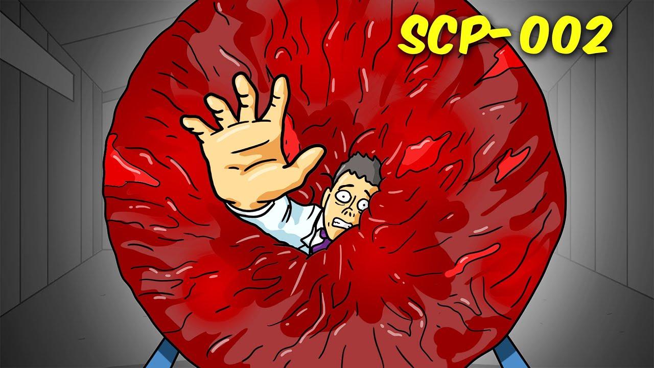"Download SCP-002 ""Живая"" Комната (Анимация SCP)"