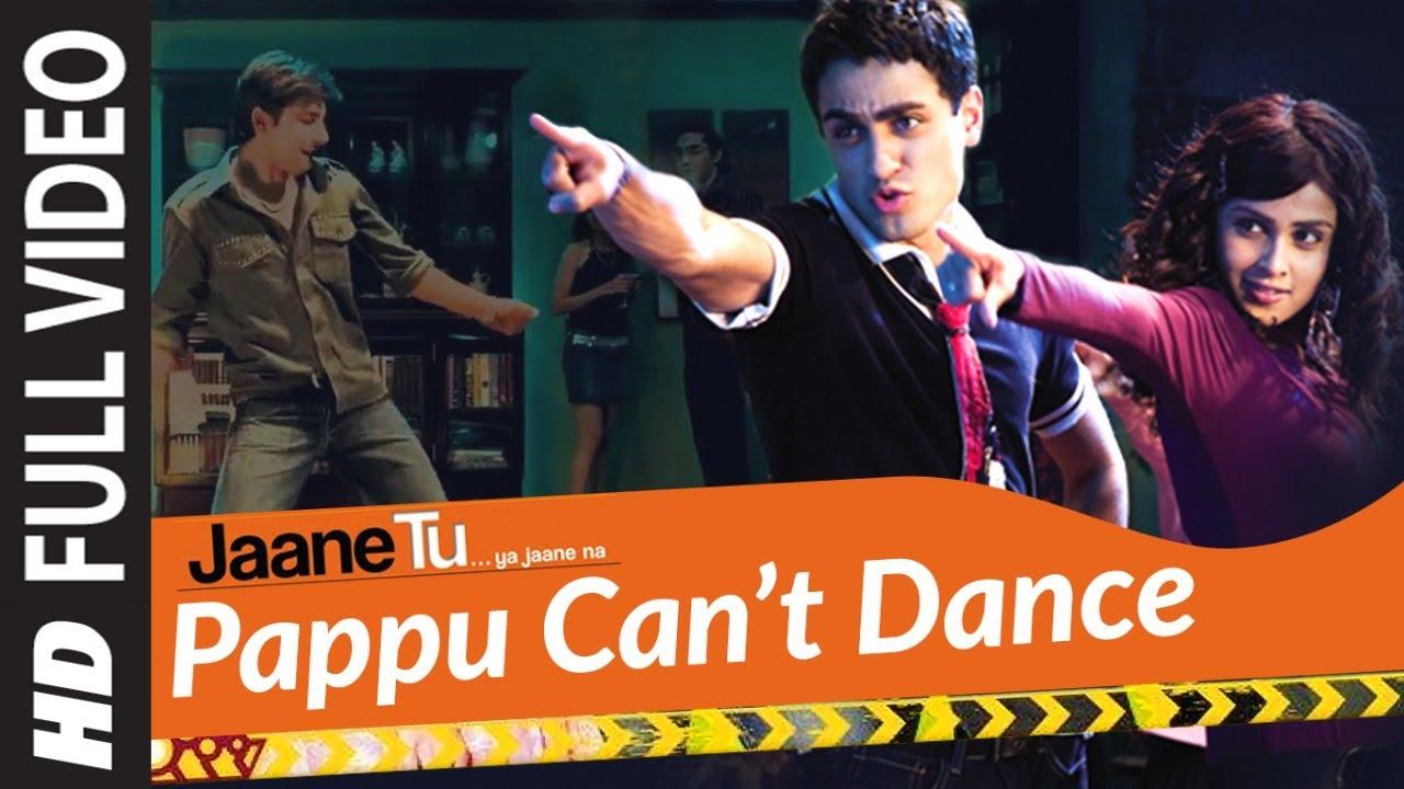 Download Full Video: Pappu Can't Dance | Jaane Tu Ya Jaane Na | Imran Khan | A.R. Rahman