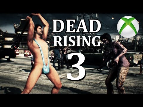 XBOX ONE | DEAD RISING 3 | La Vida de Tony El Flapas