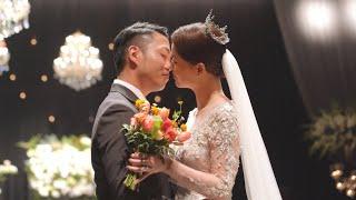 대전본식dvd icc웨딩홀 크리스탈볼룸홀 웨딩영상 결혼…
