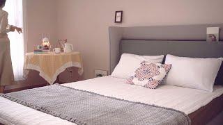 SUB) 서재를 침실로 사용하는 이유 ㅣ헤드없는 침대 …